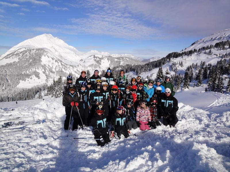Premier week-end de ski dans sport greg-2012-119